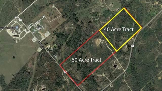 60 Acres Meridian, Luling, TX 78648 (#9490227) :: Papasan Real Estate Team @ Keller Williams Realty