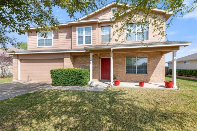 106 Delby St, Hutto, TX 78634 (#9490793) :: Zina & Co. Real Estate