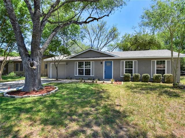 5122 Turnstone Dr, Austin, TX 78744 (#9491759) :: Papasan Real Estate Team @ Keller Williams Realty