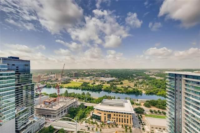 301 West Ave #3106, Austin, TX 78701 (#9491898) :: 12 Points Group
