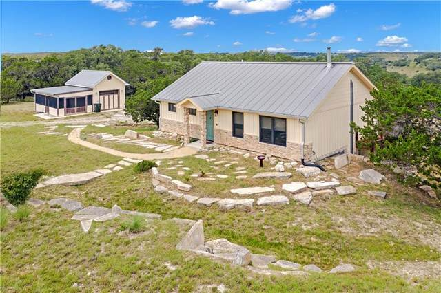 875 Verde Vista, Wimberley, TX 78676 (#9493139) :: The Perry Henderson Group at Berkshire Hathaway Texas Realty