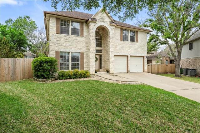 1717 Amber Skyway Cv, Round Rock, TX 78665 (#9493178) :: Front Real Estate Co.