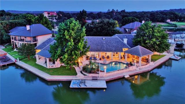 419 Lake Point Dr, Horseshoe Bay, TX 78657 (#9493509) :: Zina & Co. Real Estate