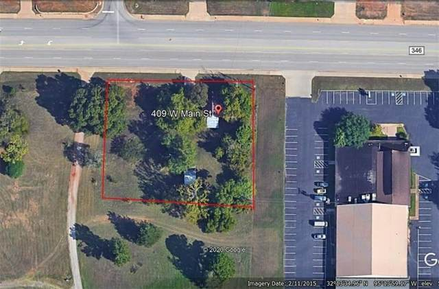 409 W Main St, Whitehouse, TX 75791 (#9493783) :: RE/MAX IDEAL REALTY