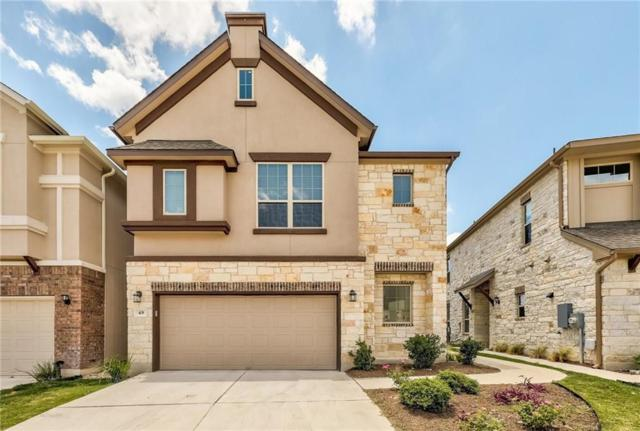 2105 Town Centre Dr #49, Round Rock, TX 78664 (#9496554) :: KW United Group