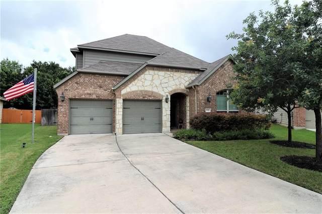1016 Beacon Cv, Hutto, TX 78634 (#9497715) :: Zina & Co. Real Estate