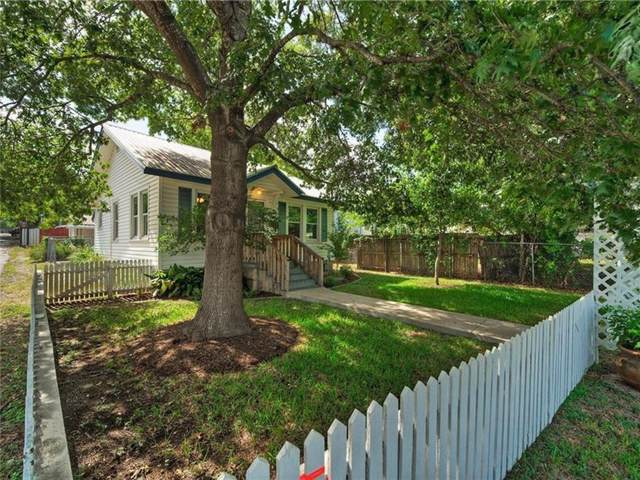 1807 S 5th St, Austin, TX 78704 (#9497992) :: Papasan Real Estate Team @ Keller Williams Realty