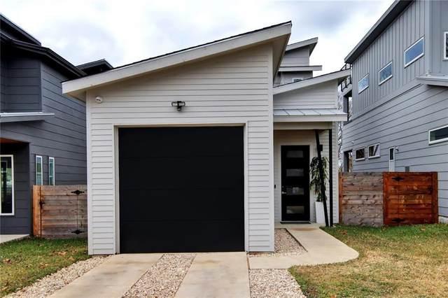 1174 Bedford St #2, Austin, TX 78702 (#9499376) :: Ben Kinney Real Estate Team