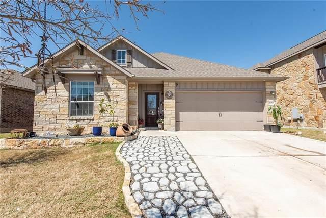 112 Salt Fork Dr, Liberty Hill, TX 78642 (MLS #9499915) :: Brautigan Realty