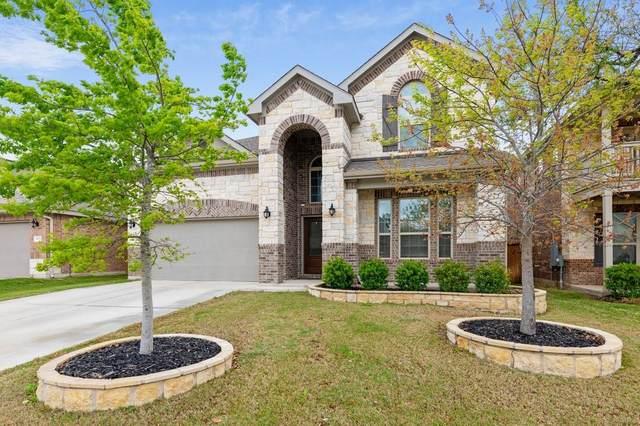 4055 Flowstone Ln, Round Rock, TX 78681 (#9500530) :: Papasan Real Estate Team @ Keller Williams Realty