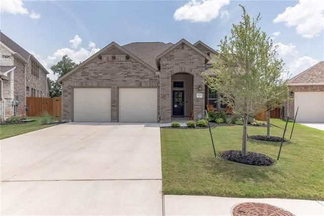 22301 Hidden Sage Cir, Lago Vista, TX 78645 (#9504223) :: Papasan Real Estate Team @ Keller Williams Realty