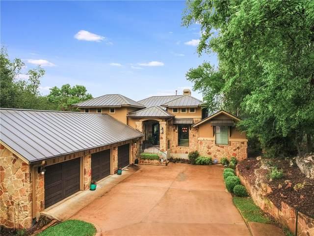 612 Rolling Green Dr, Lakeway, TX 78734 (#9504402) :: Papasan Real Estate Team @ Keller Williams Realty