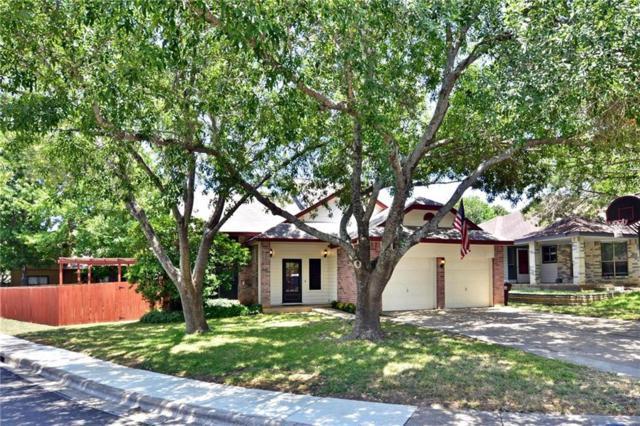 2003 Zephyr Ln, Round Rock, TX 78664 (#9504754) :: Ben Kinney Real Estate Team