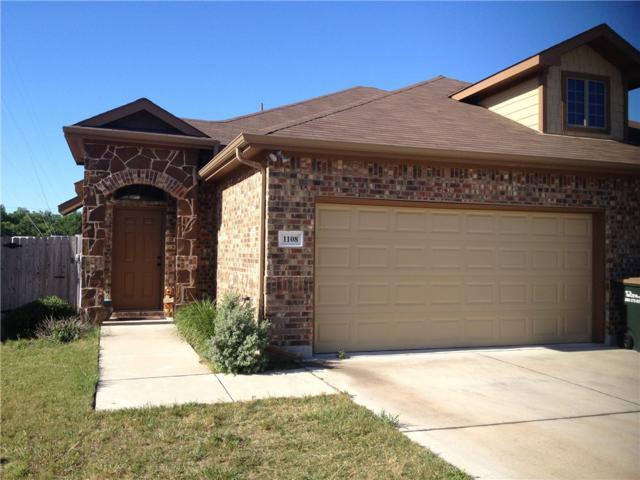 1108 Brendon Lee Ln, Georgetown, TX 78626 (#9505393) :: The Heyl Group at Keller Williams