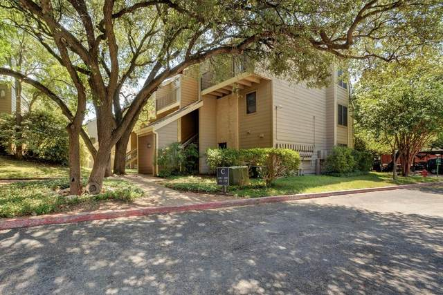 1135 Barton Hills Dr #125, Austin, TX 78704 (#9506871) :: The Perry Henderson Group at Berkshire Hathaway Texas Realty