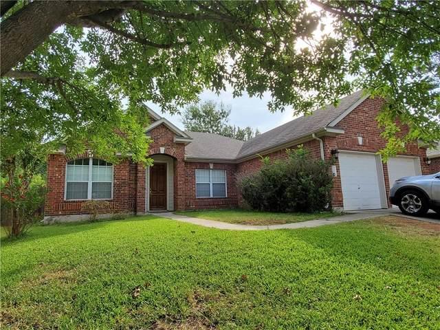 2204 Speidel Dr, Pflugerville, TX 78660 (#9506991) :: Ben Kinney Real Estate Team