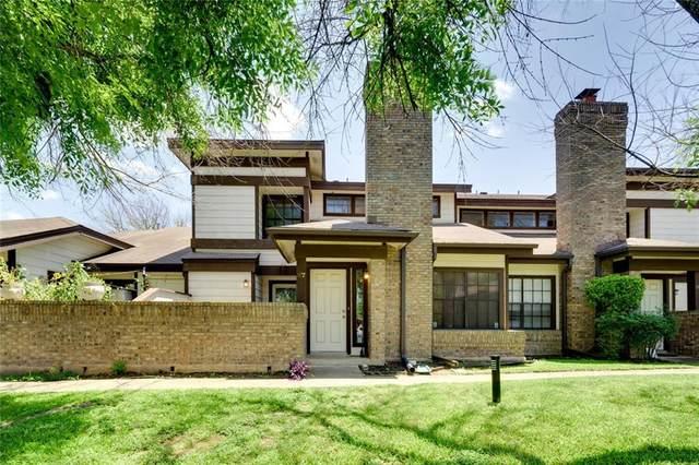 1748 Ohlen Rd #87, Austin, TX 78757 (#9507215) :: Green City Realty