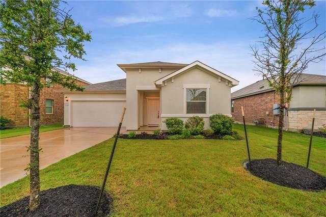 8012 Massa Dr, Round Rock, TX 78665 (MLS #9510786) :: Green Residential