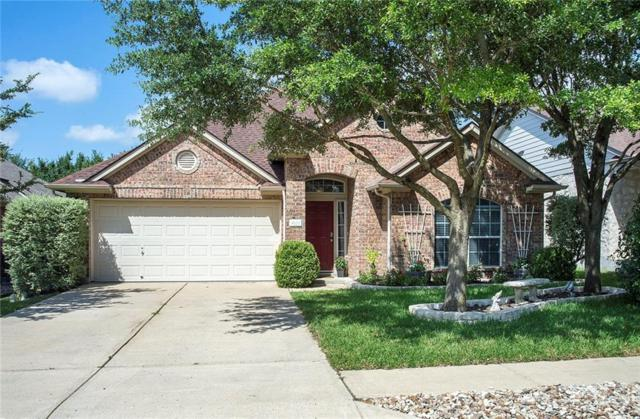 8120 Campeche Bay Pl, Round Rock, TX 78681 (#9510918) :: The Heyl Group at Keller Williams