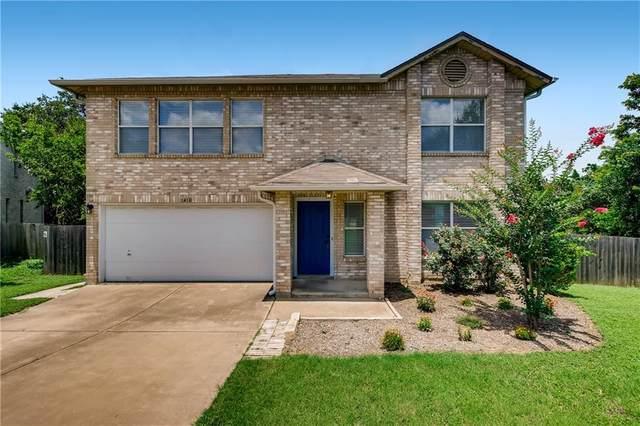 1410 Comfort St, Cedar Park, TX 78613 (#9511340) :: Watters International