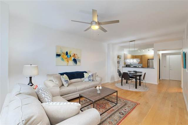 54 Rainey St #417, Austin, TX 78701 (#9511754) :: Realty Executives - Town & Country