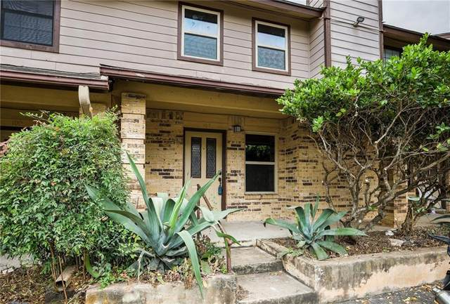 7800 Northcrest Blvd #103, Austin, TX 78752 (#9513750) :: RE/MAX IDEAL REALTY