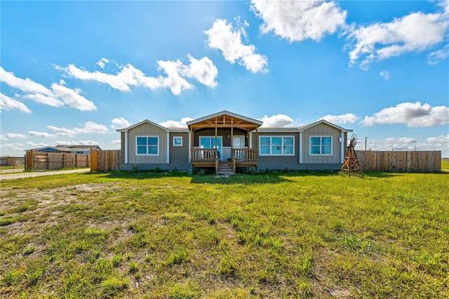 4245 County Road 406, Taylor, TX 76574 (#9515724) :: The Summers Group