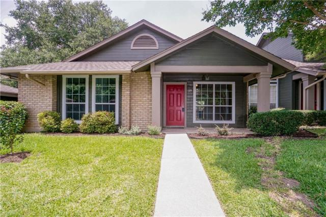 1015 E Yager Ln #29, Austin, TX 78753 (#9516323) :: The Heyl Group at Keller Williams