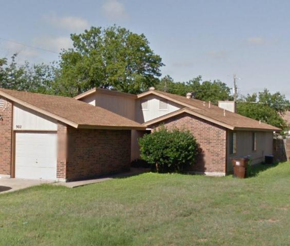 902 Woodlief Trl #902, Round Rock, TX 78664 (#9516546) :: Carter Fine Homes - Keller Williams NWMC
