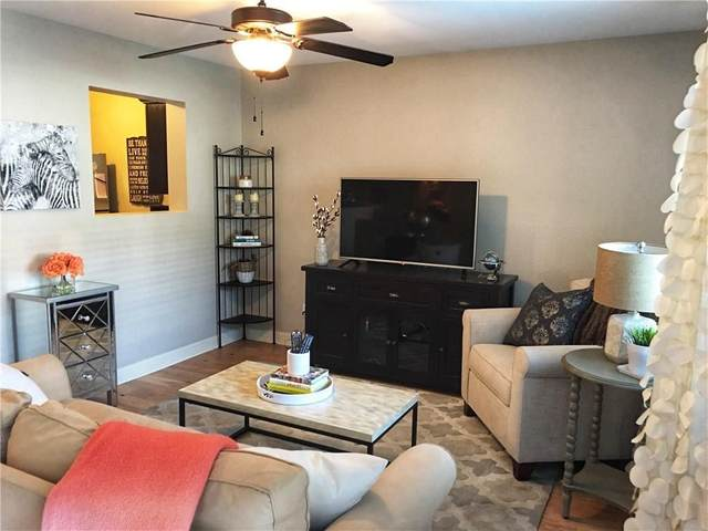 1307 Norwalk Ln #104, Austin, TX 78703 (#9518839) :: The Perry Henderson Group at Berkshire Hathaway Texas Realty