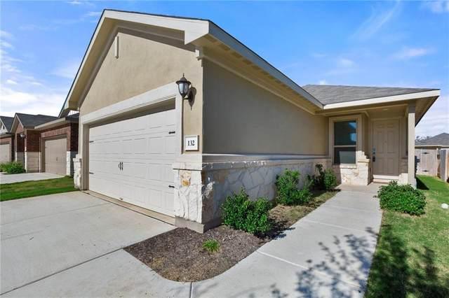 132 Mcfarland St, Georgetown, TX 78628 (#9520832) :: Ben Kinney Real Estate Team
