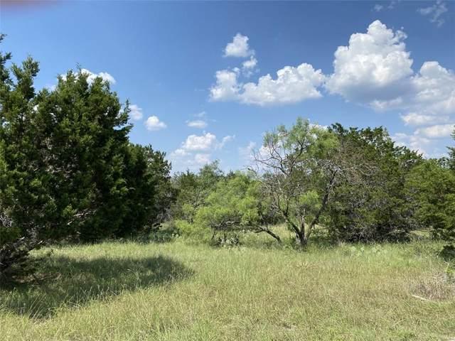 0 Ridgeview Lot K8127, Horseshoe Bay, TX 78657 (#9523958) :: Zina & Co. Real Estate