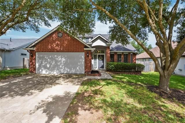 217 Estate Dr, Hutto, TX 78634 (#9524578) :: Service First Real Estate