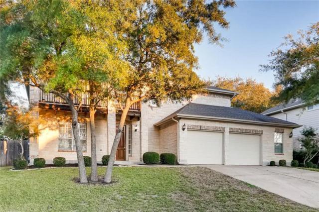 1609 Shady Hillside Pass, Round Rock, TX 78665 (#9525996) :: Papasan Real Estate Team @ Keller Williams Realty