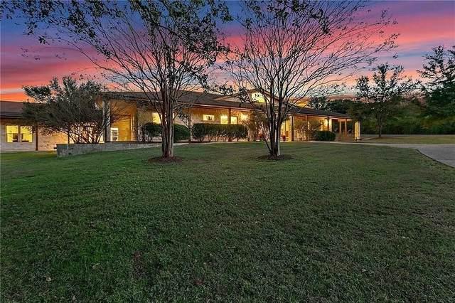3607 Stoneridge Rd, Austin, TX 78746 (#9527269) :: Papasan Real Estate Team @ Keller Williams Realty