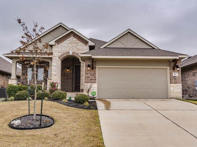 162 Mount Ellen St, Hutto, TX 78634 (#9527871) :: Papasan Real Estate Team @ Keller Williams Realty