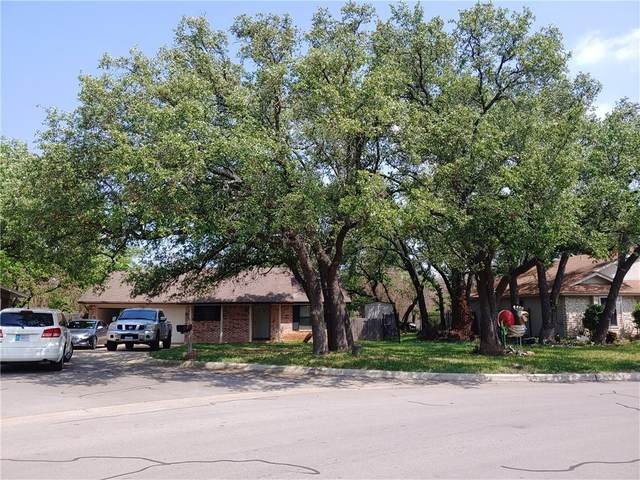 608 Buffalo Pass, Round Rock, TX 78681 (#9528865) :: Papasan Real Estate Team @ Keller Williams Realty