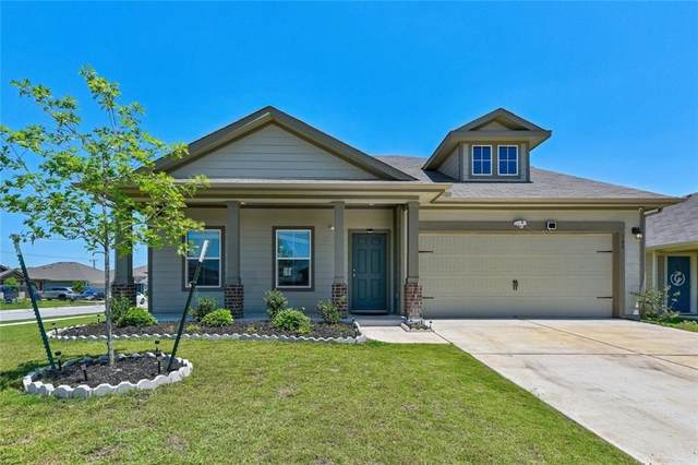 148 Sulphur River Loop, Hutto, TX 78634 (#9529510) :: The Heyl Group at Keller Williams