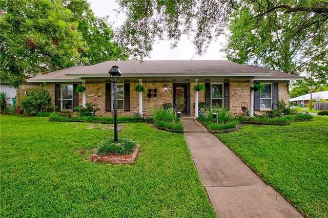 5506 Basswood Ln, Austin, TX 78723 (#9529585) :: Papasan Real Estate Team @ Keller Williams Realty