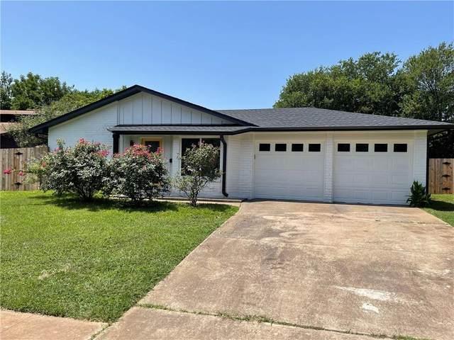 1003 Emerald Wood Dr, Austin, TX 78745 (#9530434) :: Zina & Co. Real Estate