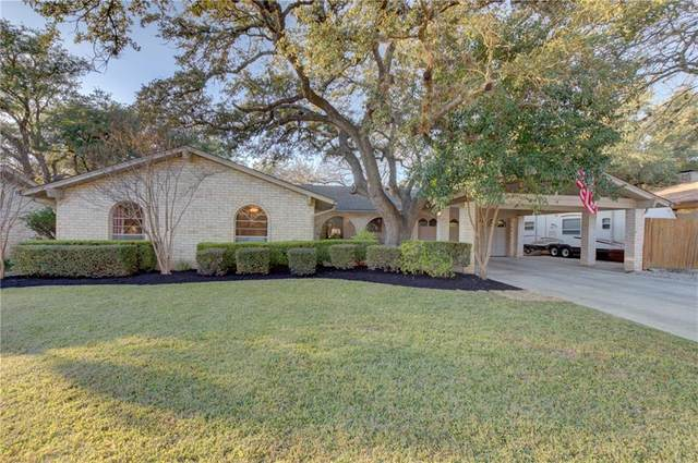13006 Wingate Way, Austin, TX 78727 (#9530734) :: Realty Executives - Town & Country