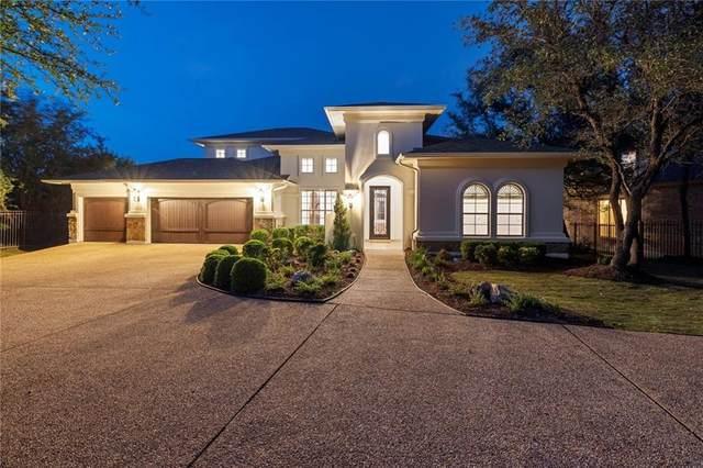 201 Santaluz Ln, Austin, TX 78732 (#9531546) :: Papasan Real Estate Team @ Keller Williams Realty
