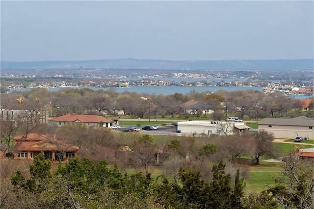 400 Hi There #109, Horseshoe Bay, TX 78657 (#9531796) :: Zina & Co. Real Estate