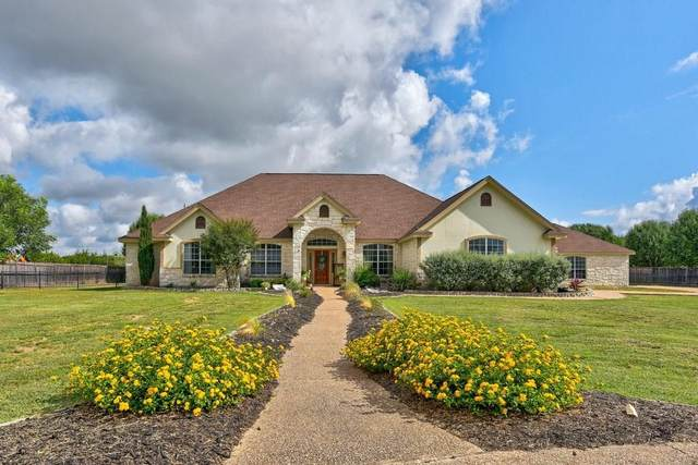 124 Waterford, Georgetown, TX 78628 (#9532441) :: RE/MAX Capital City