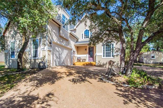 19017 Venture Dr, Point Venture, TX 78645 (#9534459) :: The Perry Henderson Group at Berkshire Hathaway Texas Realty