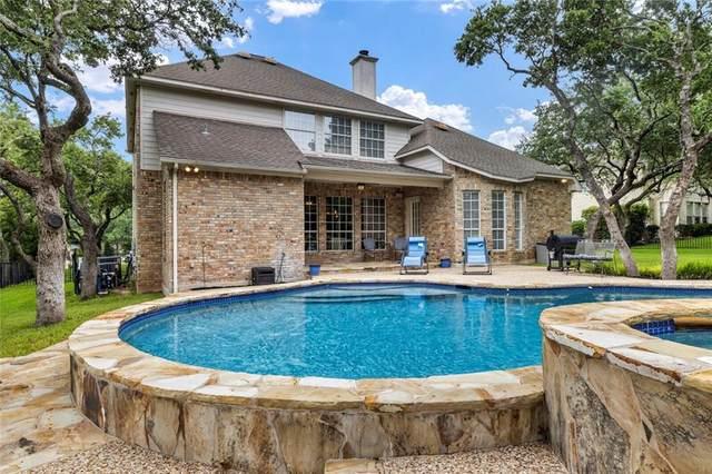 3803 Bobby Jones Way, Round Rock, TX 78664 (#9534989) :: Green City Realty