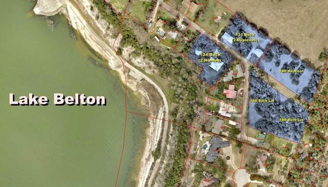 131 Buck Ln, Belton, TX 76513 (#9536477) :: Watters International