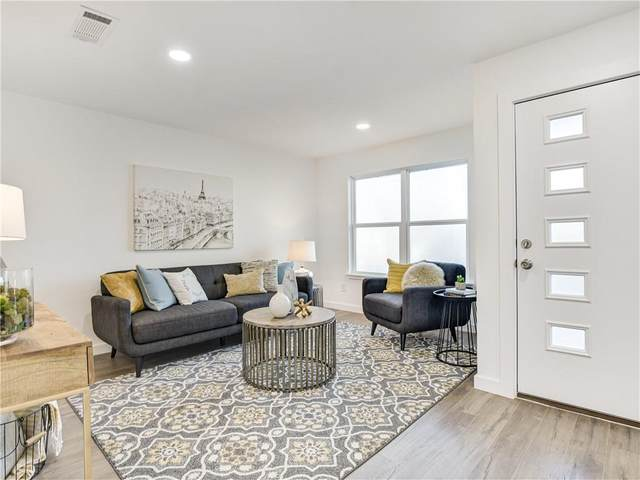 6409 Burns St #206, Austin, TX 78752 (MLS #9536854) :: Brautigan Realty