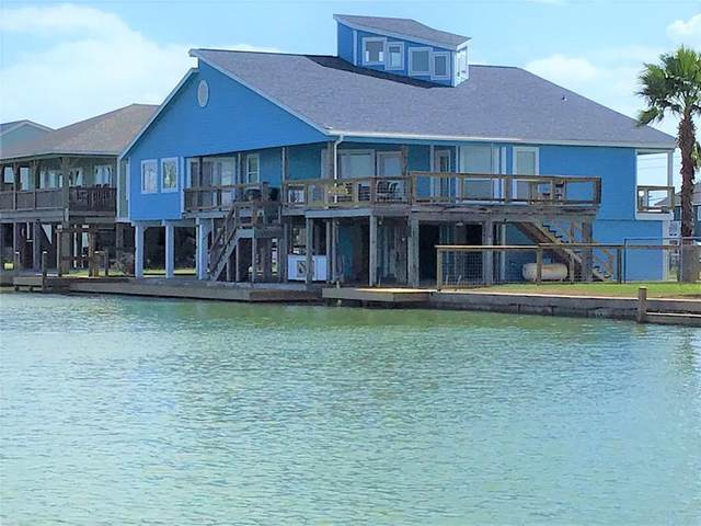 565 Palmetto Pt, Rockport, TX 78382 (#9537617) :: The Perry Henderson Group at Berkshire Hathaway Texas Realty