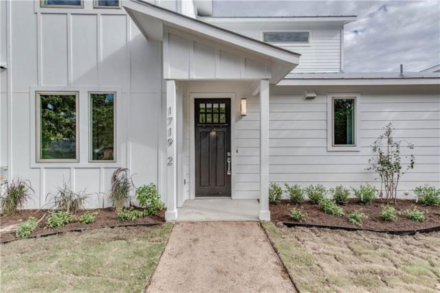 1719 Justin Ln B, Austin, TX 78757 (#9538125) :: Papasan Real Estate Team @ Keller Williams Realty